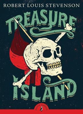 PUFFIN CLASSICS : TREASURE ISLAND Paperback A FORMAT