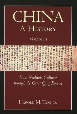 CHINA: A HISTORY (VOL.1) Paperback