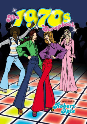 THE 1970S SCRAPBOOK  HC