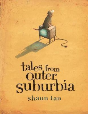 TALES FROM OUTER SUBURBIA  HC