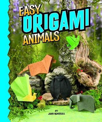 EASY ORIGAMI ANIMALS Paperback