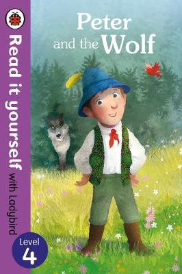 READ IT YOURSELF 4: PETER AND THE WOLF HC MINI