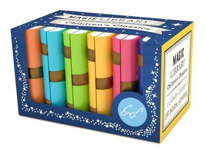 MAGIC LIBRARY : CHILDREN'S BOOKS HC BBK BOX SET
