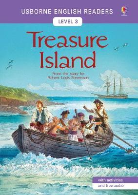 USBORNE YOUNG READING 3: TREASURE ISLAND Paperback