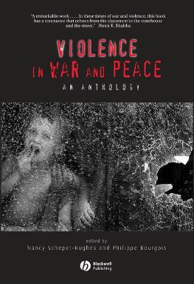 VIOLENCE IN WAR AND PEACE Paperback