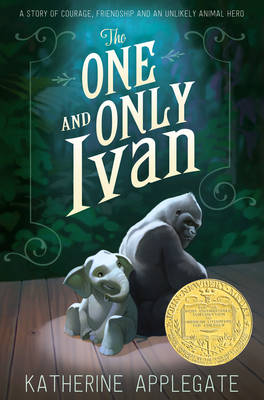 ONE AND ONLY IVAN Paperback