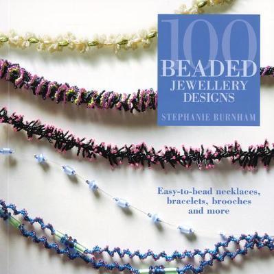 100 BEADED JEWELLERY DESIGNS Paperback