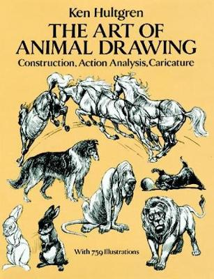 THE ART OF ANIMAL DRAWING HC