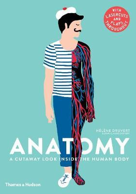 ANATOMY : A CUTAWAY LOOK INSIDE THE HUMAN BODY HC