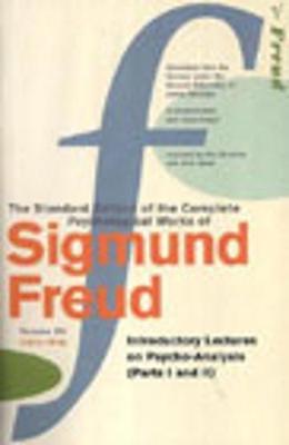 COMPLETE PSYCH.WORKS OF SIGMUND FREUD VOL 15 Paperback