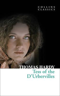 COLLINS CLASSICS : TESS OF THE D'URBERVILLES Paperback A FORMAT