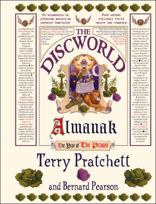 THE DISCWORLD ALMANAK  HC