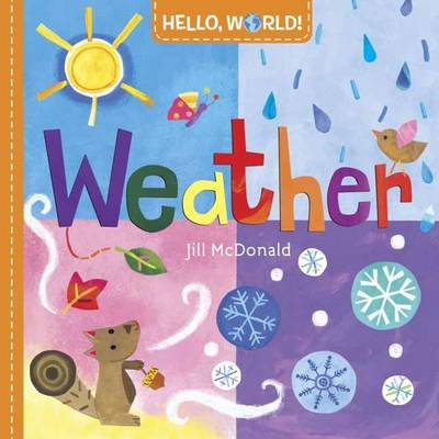 HELLO,WORLD!WEATHER  Paperback