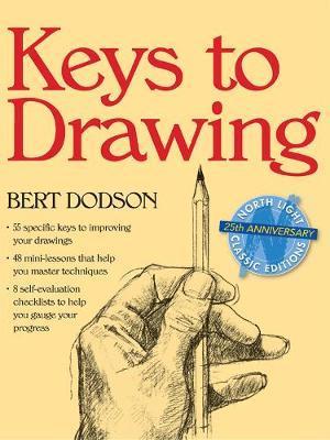 KEYS TO DRAWING Paperback