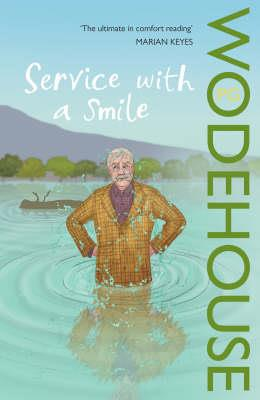 SERVICE WITH A SMILE Paperback