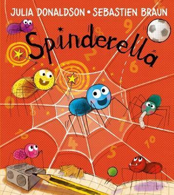 SPRINDERELLA  Paperback