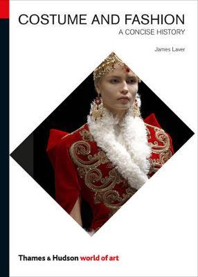COSTUME & FASHION A CONCISE HISTORY Paperback