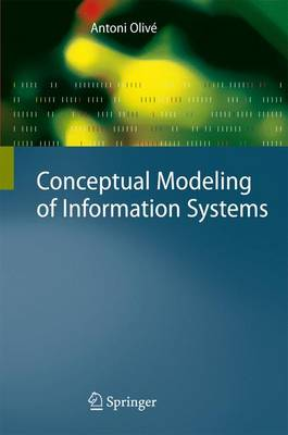 CONCEPTUAL MODELING OF INFORMATION SYSTEMS Paperback