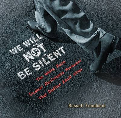 WE WILL NOT BE SILENT  HC