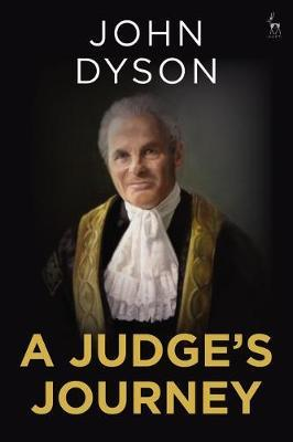 A JUDGE'S JOURNEY Paperback