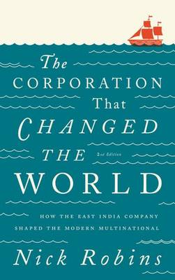 THE CORPORATION THAT CHANGED THE WORLD Paperback