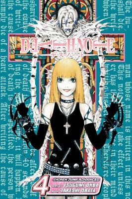 DEATH NOTE 4: DEATH NOTE Paperback A FORMAT