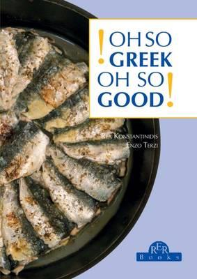 OH SO GREEK! OH SO GOOD! Paperback B