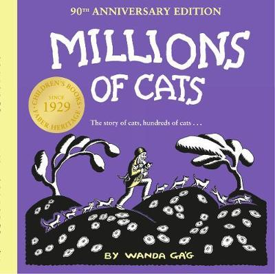 MILLIONS OF CATS Paperback