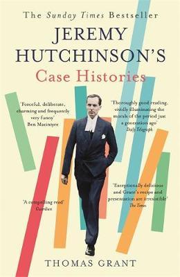 JEREMY HUTCHINSON'S CASE HISTORIES  Paperback