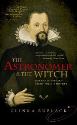 THE ASTRONOMER AND THE WITCH N/E Paperback B