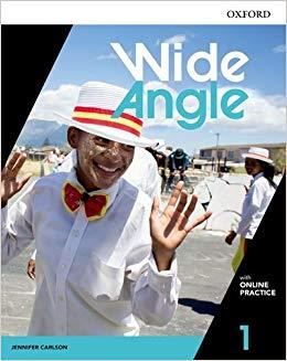 WIDE ANGLE 1 Student's Book (+ ONLINE PRACTICE)