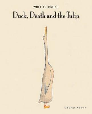 DUCK, DEATH AND TULIP  Paperback