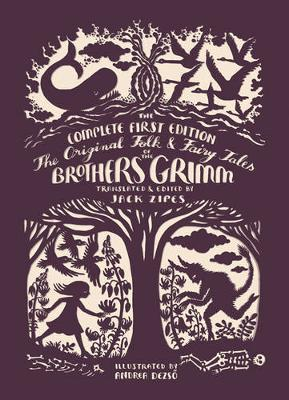 THE ORIGINAL FOLK AND FAIRY TALES OF THE BROTHERS GRIMM  Paperback
