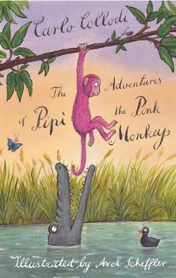 THE ADVENTURES OF PIPI THE MONKEY  Paperback