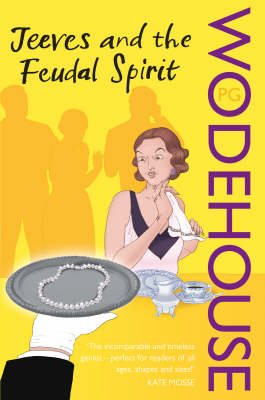 JEEVES AND THE FEUDAL SPIRIT Paperback