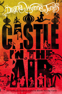 CASTLE IN THE AIR Paperback B FORMAT