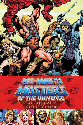 HE-MAN & THE MASTERS OF THE UNIVERSE - MINICOMIC COLLECTION HC