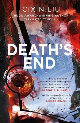 DEATH'S END Paperback