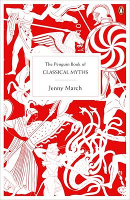 THE PENGUIN BOOK OF CLASSICAL MYTHS Paperback B FORMAT