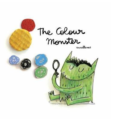 THE COLOUR MONSTER Paperback