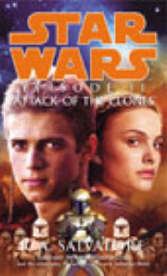 STAR WARS : EPISODE II :ATTACK OF THE CLONES Paperback