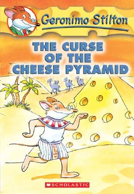 GERONIMO STILTON : THE CURSE OF THE CHEESE PYRAMID Paperback A FORMAT