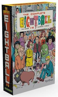THE COMPLETE EIGHTBALL 1-18  HC