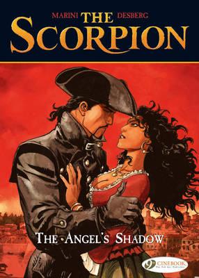 THE SCORPION : ANGEL'S SHADOW Paperback