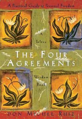 THE FOUR AGREEMENTS Paperback A FORMAT