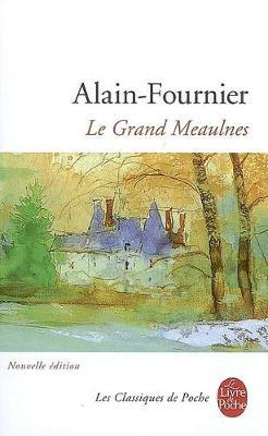 LE GRAND MEAULNES POCHE