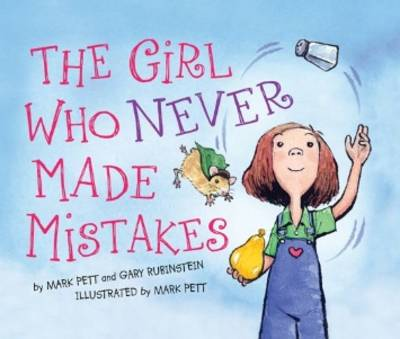 THE GIRL WHO NEVER MADE MISTAKES  HC
