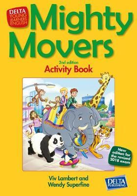 MIGHTY MOVERS WORKBOOK 2ND ED