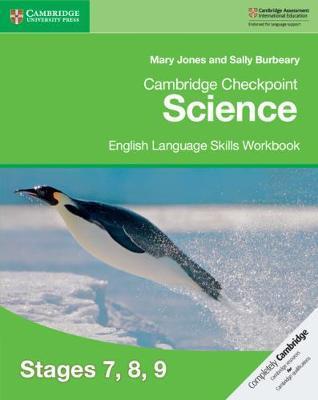 CAMBRIDGE CHECKPOINT SCIENCE WORKBOOK 7,8,9