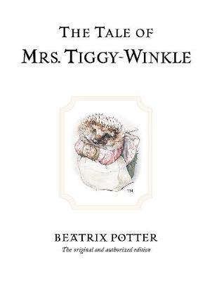 THE WORLD OF BEATRIX POTTER 6: THE TALE OF MRS. TIGGY-WINKLE HC MINI